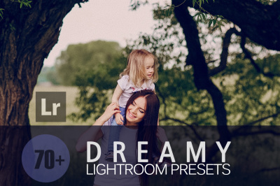 70+ Dreamy Lightroom Presets bundle (Presets for Lightroom 5,6,CC)