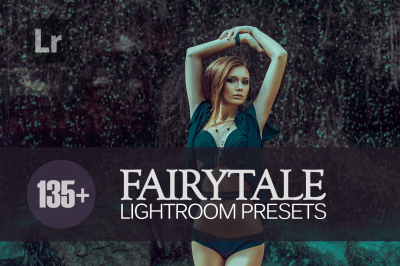 135+ Fairytale Lightroom Presets bundle (Presets for Lightroom 5,6,CC)