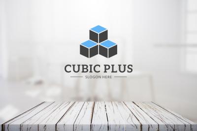 Cubic Plus Logo