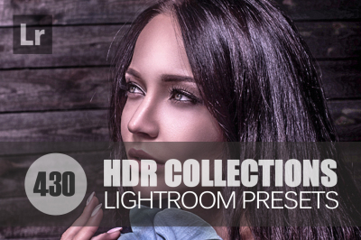 425+ HDR Lightroom Presets Vol.2 bundle (Presets for Lightroom 5,6,CC)