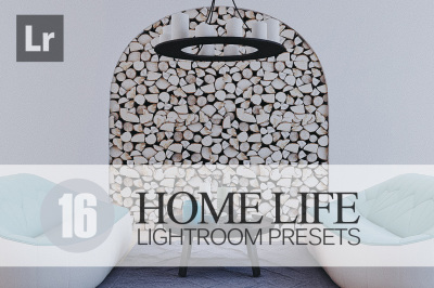 16 Home Life Lightroom Presets (Presets for Lightroom 5,6,CC)