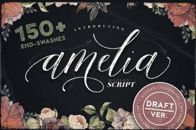 Amelia Script - Draft ver.