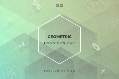 Geometric Logo Designs -30%
