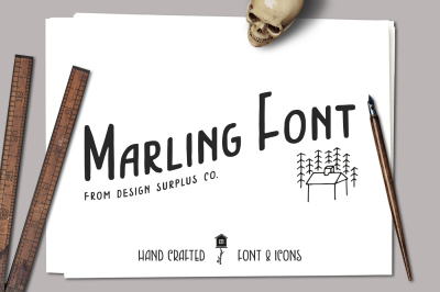 Marling Font