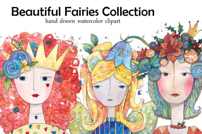 Beautiful Fairies Collection