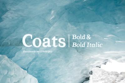 Coats Bold & Coats Bold Italic