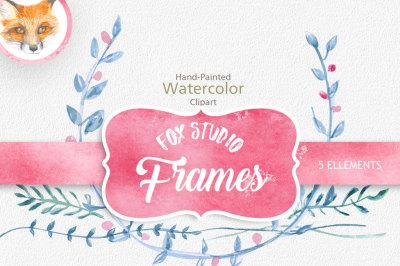 ON SALE, Floral Clipart Clip Art,  Leaf Clip Art Clipart Vectors