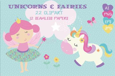 Unicorns & fairies
