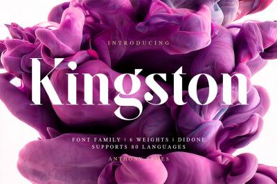 SF Kingston Pro