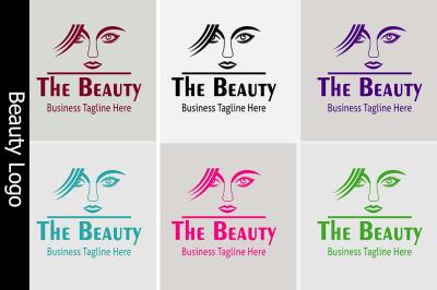 Beauty Girl Logo