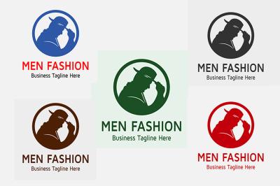 Men Fashion Logo Design