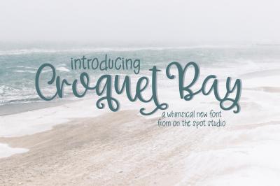 Croquet Bay