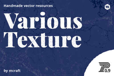 Various Textures Pack 0.9