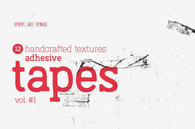 Adhesive Tapes Vol.#1 Texture Pack