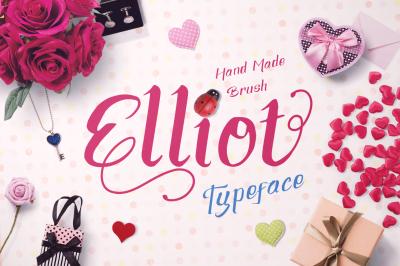 Elliot Typeface