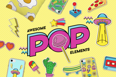 Awesome Pop Elements