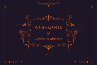 Decorative Ornaments 1