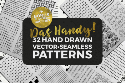 Das Handy! Patterns & Brushes