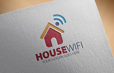 House Wifi Logo