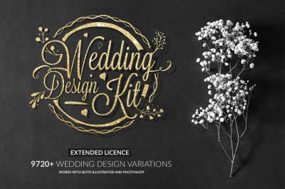 Wedding Design Kit