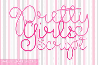 Pretty Girls Script