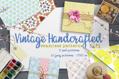 Handcrafted Vintage Patterns