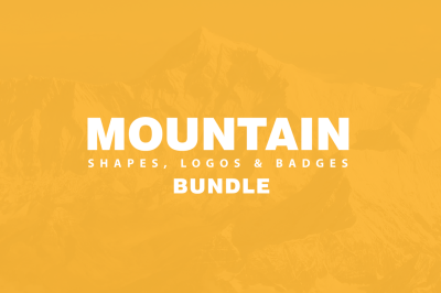 Mountain Related Bundle