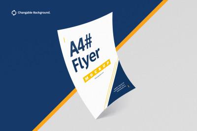 Posters & Flyers Mockups Vol.3
