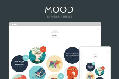 Mood Tumblr Theme
