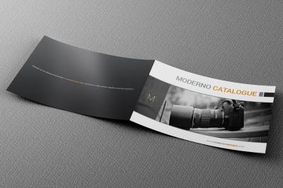 Moderno Brochure Template