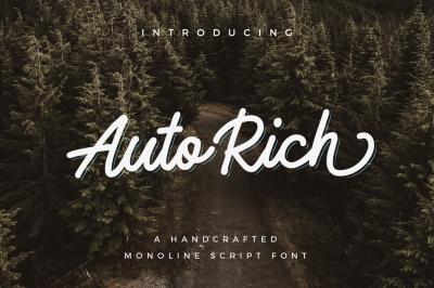 AutoRich Monoline