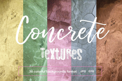 Concrete texture backgrounds