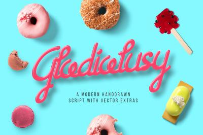 Glodiolusy