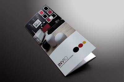 Invio A4 Trifold Brochure