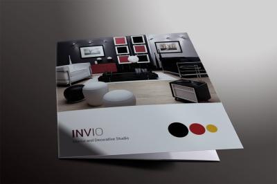Invio Trifold Brochure
