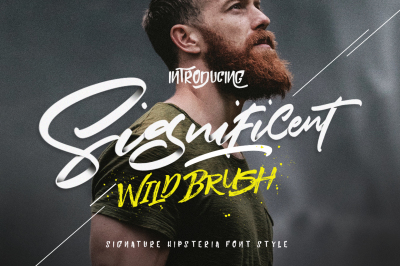 Significent Wild Brush