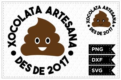 Xocolata Artesana des de 2017