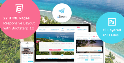 S-Travel - Travel and Tour Booking