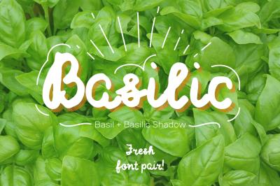 Basilic & Basilic Shadow