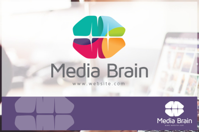 Media Brain - Logo