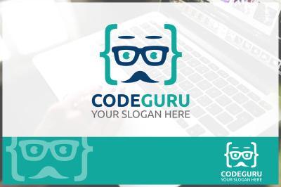 Code Guru - Logo
