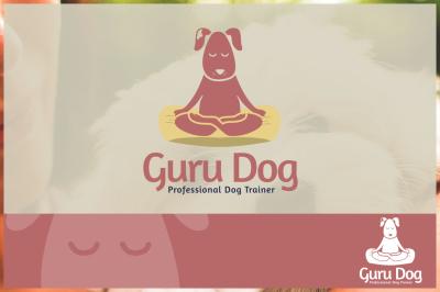 Guru Dog - Logo
