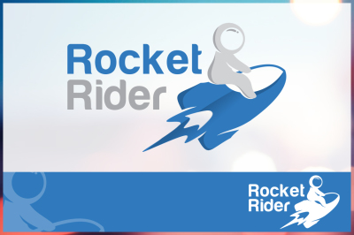 Rocket Rider - Logo