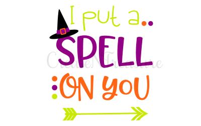 Halloween Witch svg,