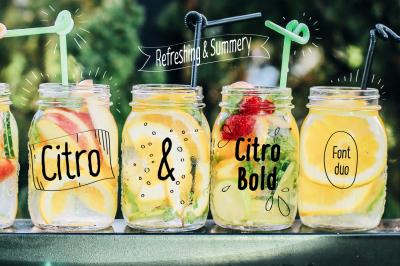Citro & Citro Bold