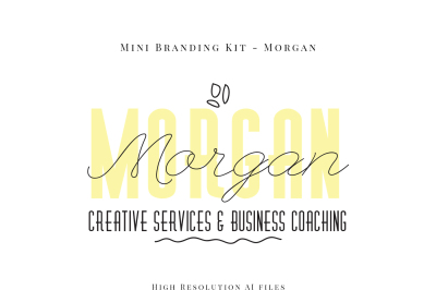 Morgan Mini Branding