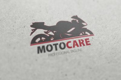 Motorcycle Care Logo