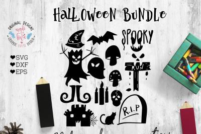 Halloween Bundle - Halloween Cut Files