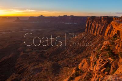 Coats Thin & Coats Thin Italic