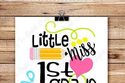 Little Miss 1st Grade